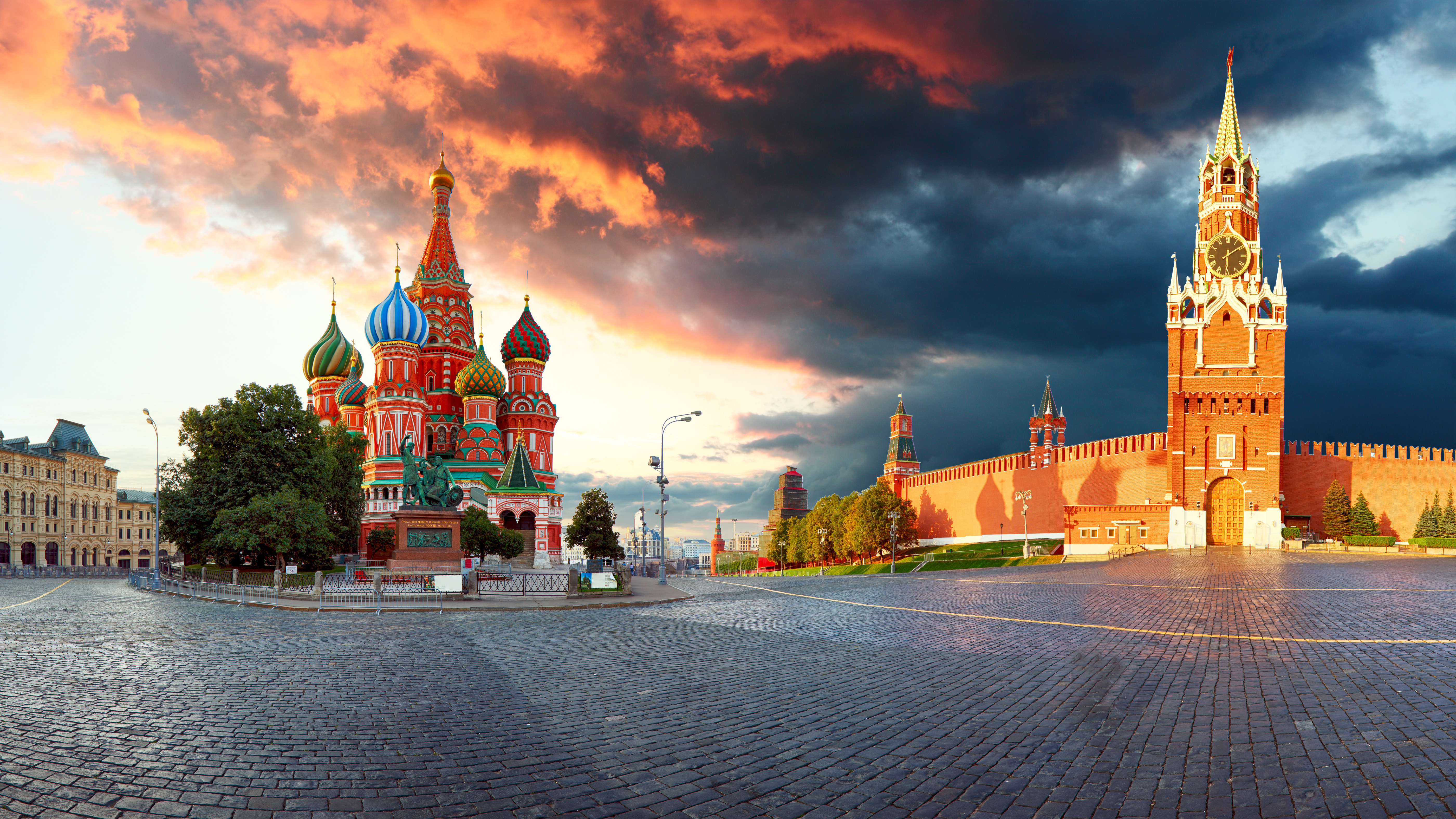 Travelling to Russia