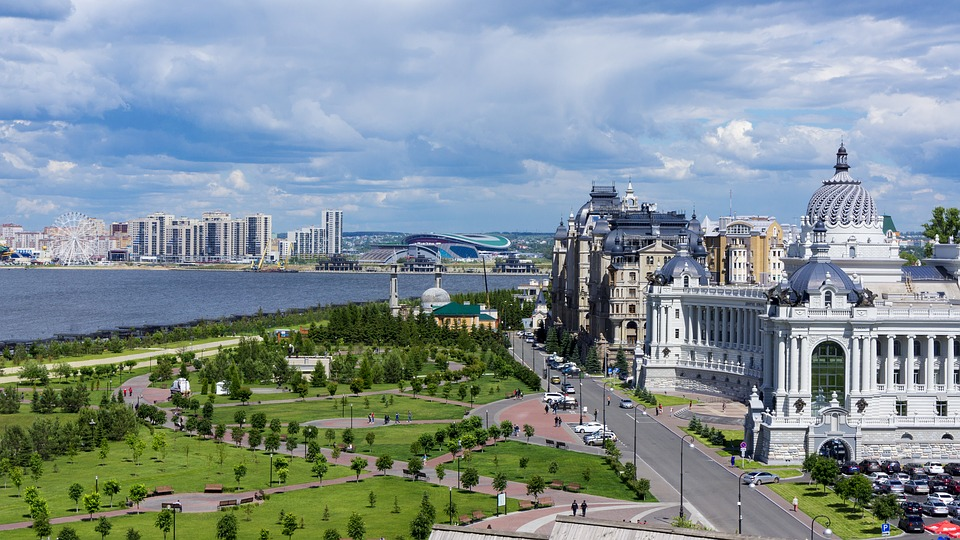 Russian Cities To Visit
