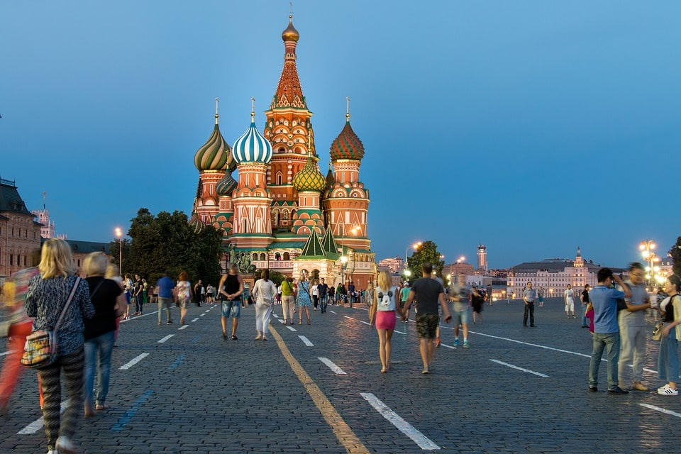 Iconic Red Square